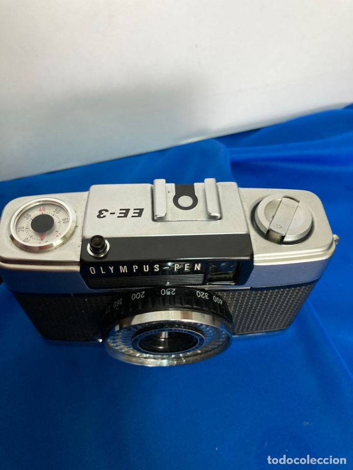 Cámara de fotos: Cámara de fotos OLYMPUS EE 3 , (1962 al 1966) , como nueva - Foto 2 - 253071950