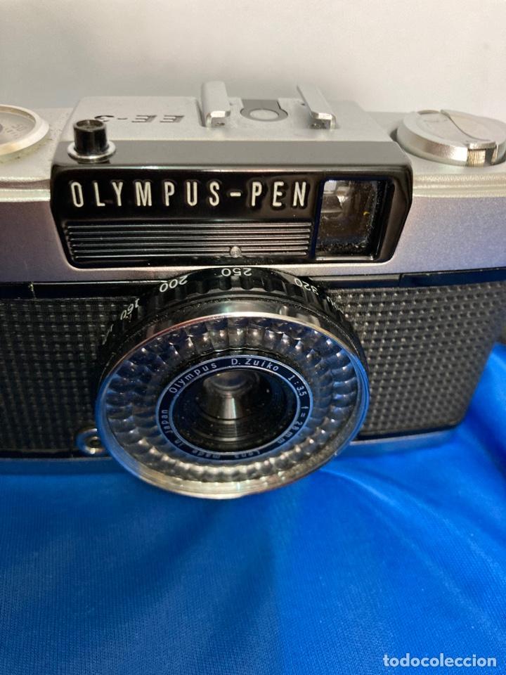 Cámara de fotos: Cámara de fotos OLYMPUS EE 3 , (1962 al 1966) , como nueva - Foto 6 - 253071950