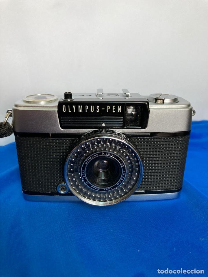 CÁMARA DE FOTOS OLYMPUS EE 3 , (1962 AL 1966) , COMO NUEVA (Cámaras Fotográficas - Réflex (autofoco))