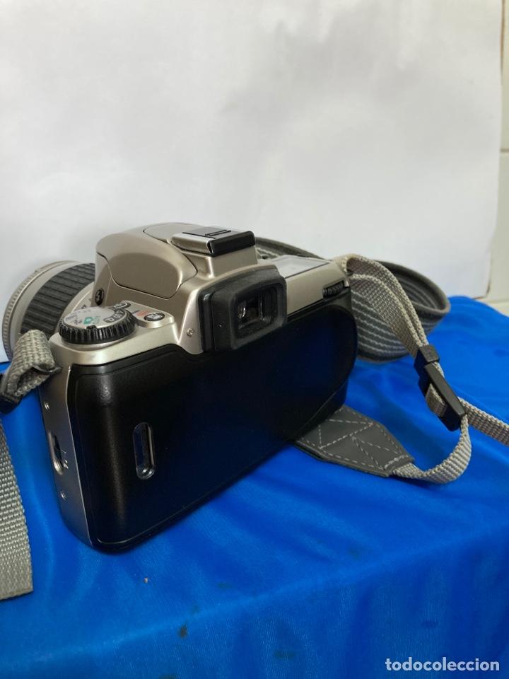 Cámara de fotos: Camara de fotos NIKON F65, con flash, correa, y foco - Foto 14 - 253072405