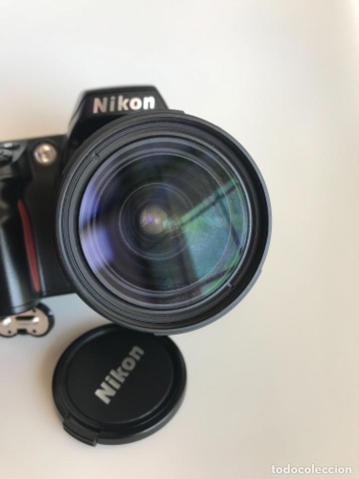 Cámara de fotos: CAMARA NIKON F-60+OBJETIVO NIKON NIKKOR AF 28-80mm 1:3.5-5.6D Made in Japan - Foto 12 - 253670920