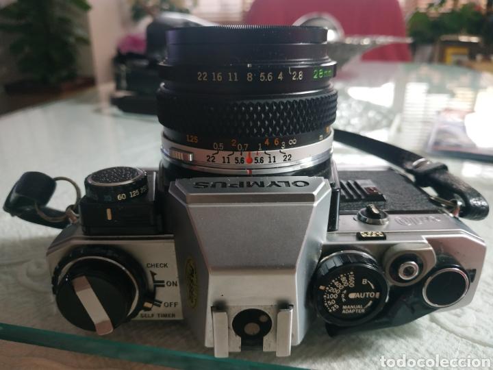 Cámara de fotos: Olympus OM10 - Foto 3 - 253898665