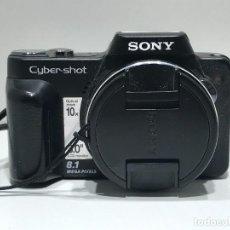 Cámara de fotos: CAMARA FOTOGRAFICA SONY CYBERSHOT FULL HD 1080 MOD. DSC-H10. Lote 254188930