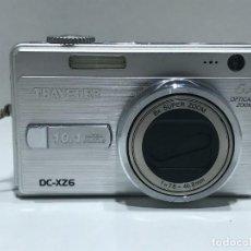 Cámara de fotos: CAMARA TRAVELER DC-XZ6 / 10.1 MEGAPIXELS. Lote 254836300