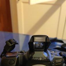 Cámara de fotos: MINOLTA DYNAX 500 SI SUPER. Lote 255650355