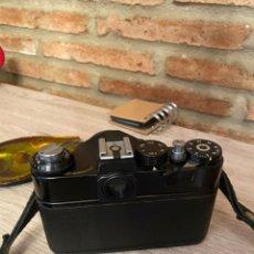 Cámara de fotos: CÁMARA FOTOS REFLEX ZENIT. Lote 261633690