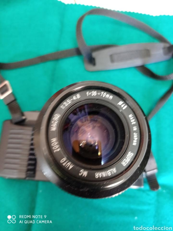 Cámara de fotos: CÁMARA FOTOS CANON T50 - Foto 3 - 262859420