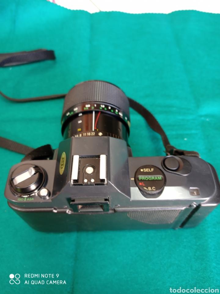 Cámara de fotos: CÁMARA FOTOS CANON T50 - Foto 5 - 262859420