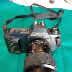 Cámara de fotos: CÁMARA FOTOS CANON T50. Lote 262859420