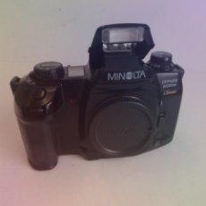 Cámara de fotos: ESPECTACULAR Y RARA MINOLTA DINAX 600SI CLASSIC AÑOS 90´S. Lote 264107075