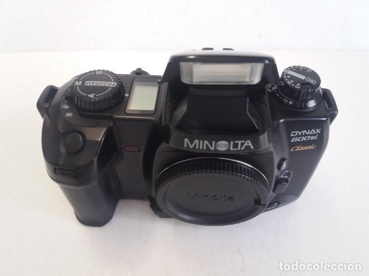 Cámara de fotos: ESPECTACULAR Y RARA MINOLTA DINAX 600si Classic AÑOS 90´S - Foto 5 - 264107075