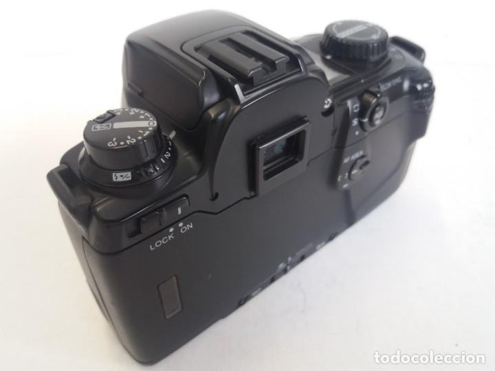 Cámara de fotos: ESPECTACULAR Y RARA MINOLTA DINAX 600si Classic AÑOS 90´S - Foto 8 - 264107075
