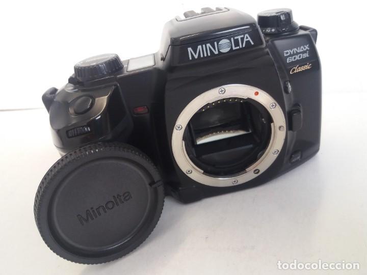 Cámara de fotos: ESPECTACULAR Y RARA MINOLTA DINAX 600si Classic AÑOS 90´S - Foto 24 - 264107075