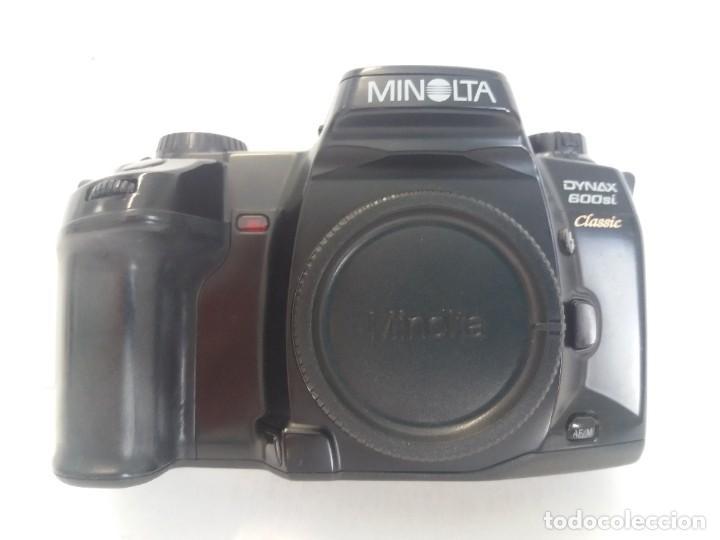 Cámara de fotos: ESPECTACULAR Y RARA MINOLTA DINAX 600si Classic AÑOS 90´S - Foto 25 - 264107075