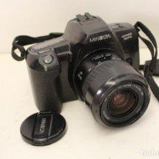 Cámara de fotos: CAMARA MINOLTA REFLEX DYNAX 300SI. Lote 266301558