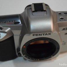 Cámara de fotos: PENTAX MZ 60 AF Y MANUAL.. Lote 267461264