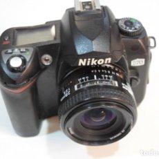 Cámara de fotos: SOLO CUERPO NIKON D70.PARA PIEZAS.. Lote 267463714