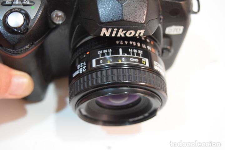 Cámara de fotos: SOLO cuerpo nikon D70.para piezas. - Foto 2 - 267463714