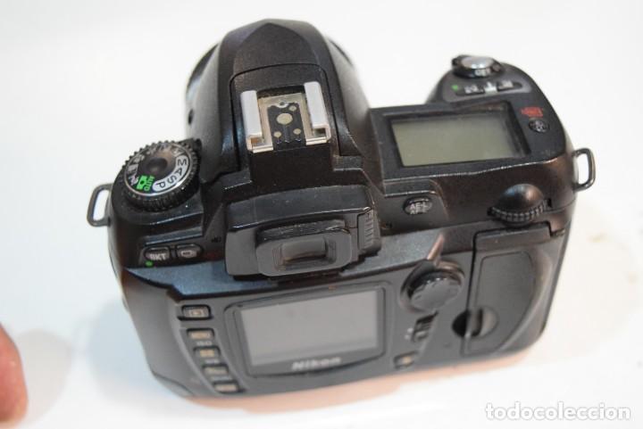 Cámara de fotos: SOLO cuerpo nikon D70.para piezas. - Foto 3 - 267463714