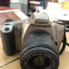 Fotocamere: CÁMARA REFLEX CANON EOS 3000. Lote 267609584