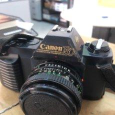 Fotocamere: CÁMARA CANON T50 NO TESTADA. Lote 267610734