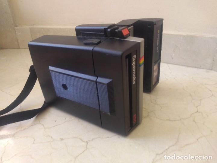 Cámara de fotos: Antigua cámara Polaroid 635 Supercolor - Foto 3 - 271545453