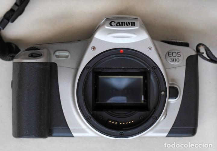 CANON EOS 300 (Cámaras Fotográficas - Réflex (autofoco))