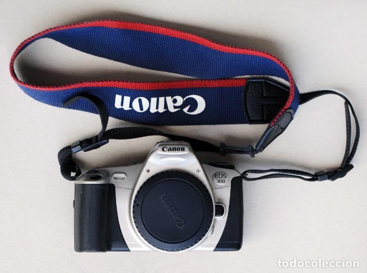 Cámara de fotos: Canon EOS 300 - Foto 6 - 274595963