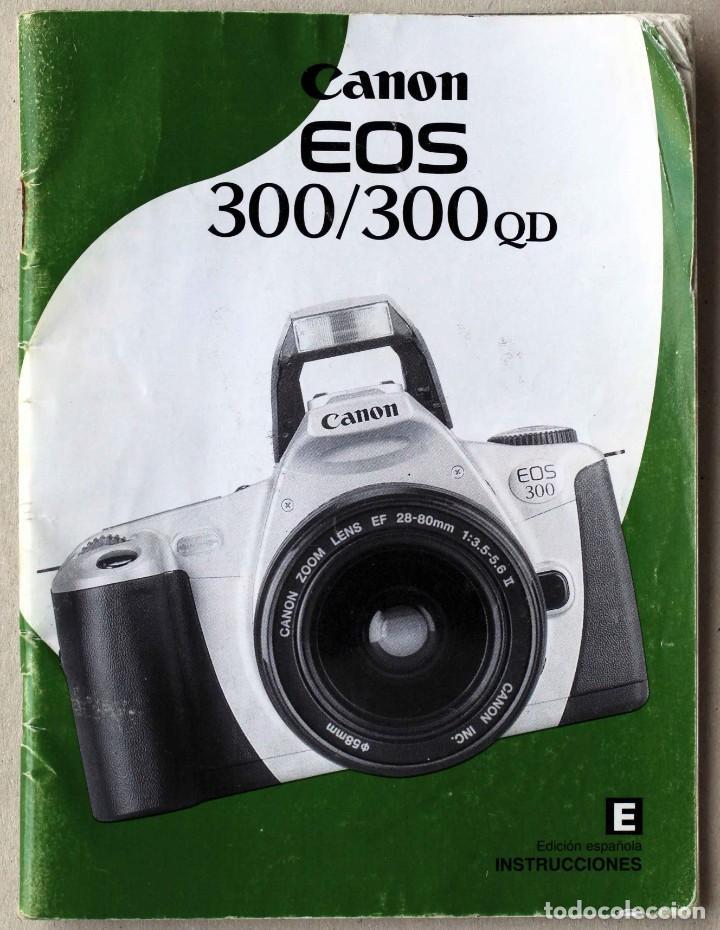 Cámara de fotos: Canon EOS 300 - Foto 7 - 274595963