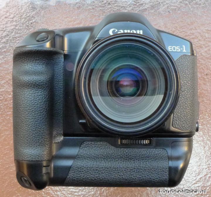 Cámara de fotos: Canon Eos 1 Booster,.Porsche design.Con Canon EF zoom 35 105+parasol - Foto 3 - 274684168