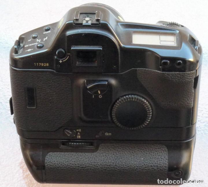 Cámara de fotos: Canon Eos 1 Booster,.Porsche design.Con Canon EF zoom 35 105+parasol - Foto 8 - 274684168