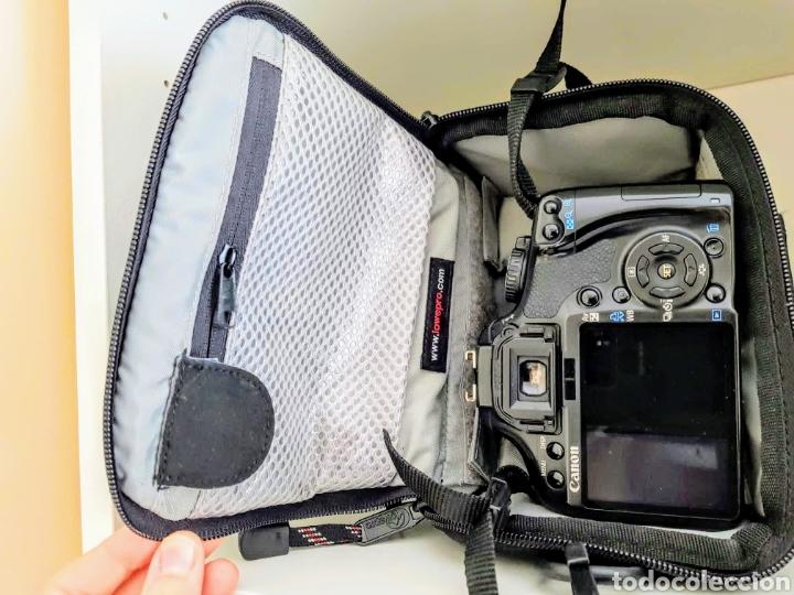 Cámara de fotos: Camara Canon EOS 450D con lente EF-S 18-55/3,5.. - Foto 3 - 276502518