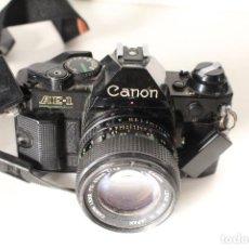 Cámara de fotos: CAMARA CANON AE-1 PROGRAM. Lote 276779398