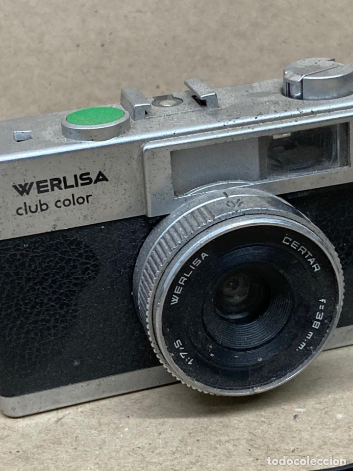 Cámara de fotos: Cámara analógica Werlisa Club Color en perfecto estado - Foto 2 - 276949148