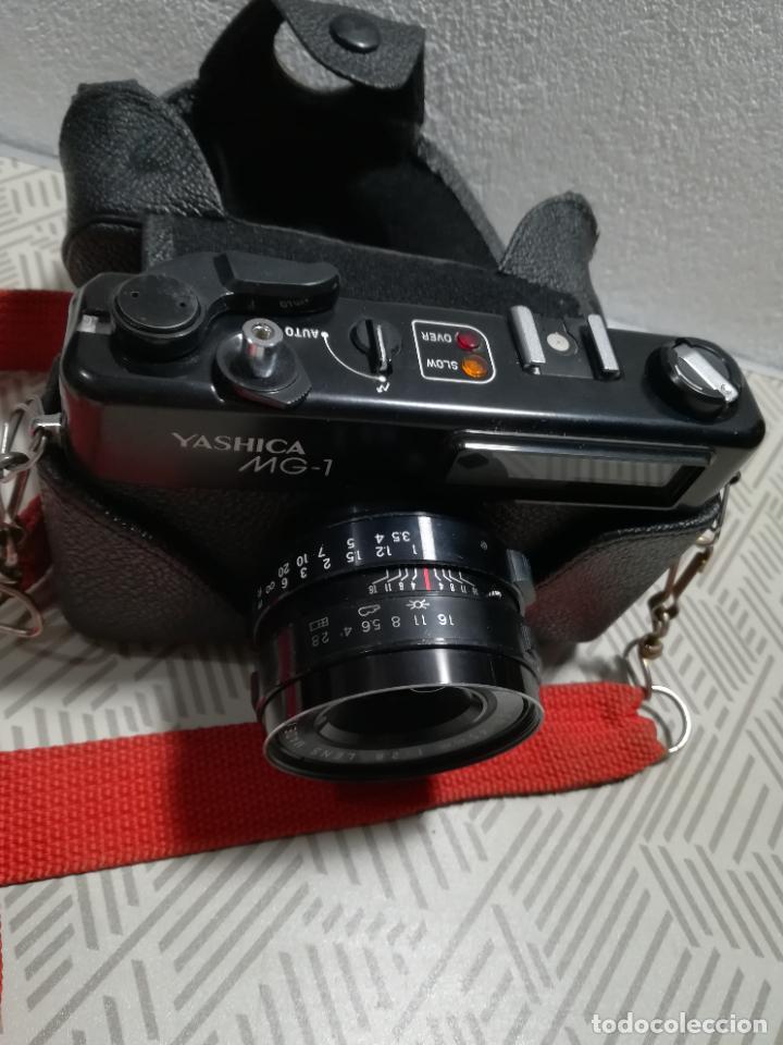 Cámara de fotos: Cámara de fotos Yashica MG-1 - Foto 3 - 277822393