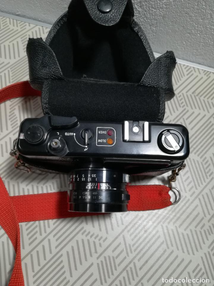 Cámara de fotos: Cámara de fotos Yashica MG-1 - Foto 4 - 277822393