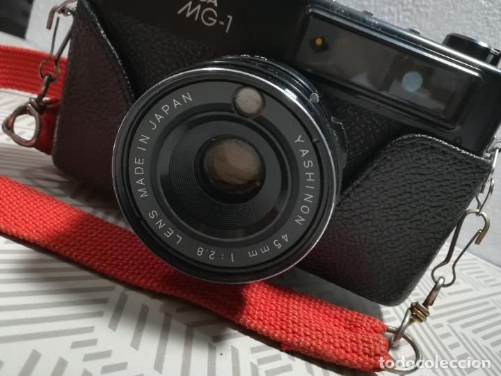 Cámara de fotos: Cámara de fotos Yashica MG-1 - Foto 5 - 277822393
