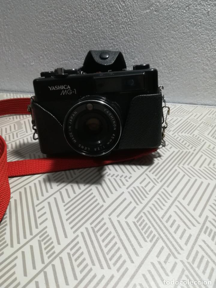Cámara de fotos: Cámara de fotos Yashica MG-1 - Foto 6 - 277822393