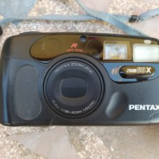 Cámara de fotos: CÁMARA DE FOTOS PENTAX ZOOM 600X. VINTAGE.. Lote 278398158