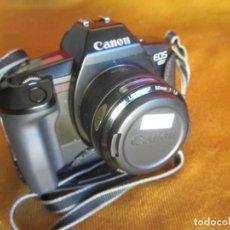 Fotocamere: CÁMARA CANON EOS 650.CON OBJETIVO 50MM 1:1.8 CON FUNDA. Lote 280206933