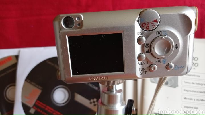 Cámara de fotos: CAMARA DIGITAL CANON / POWER SHOT A - 430 / EN SU CAJA ORIGINAL - Foto 2 - 285406353