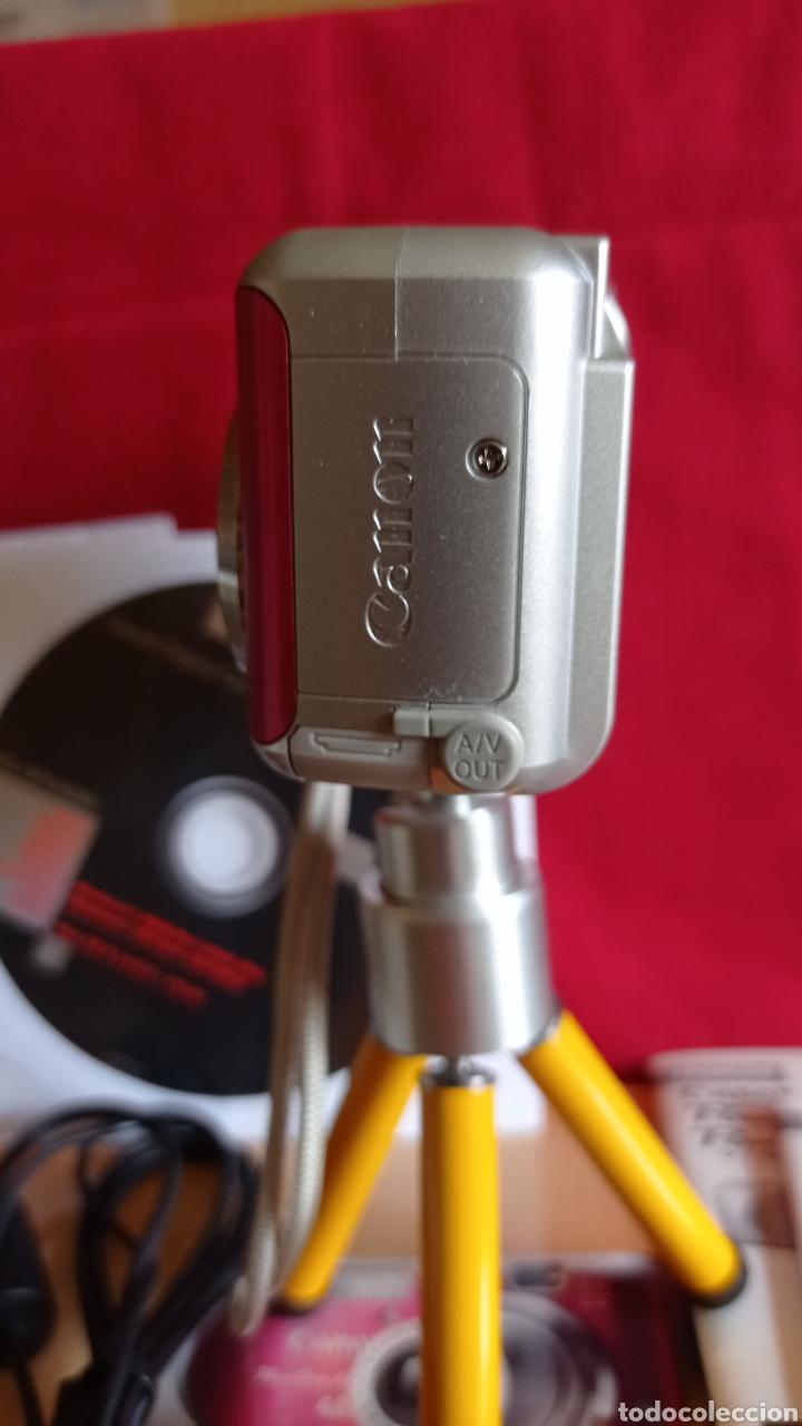 Cámara de fotos: CAMARA DIGITAL CANON / POWER SHOT A - 430 / EN SU CAJA ORIGINAL - Foto 4 - 285406353