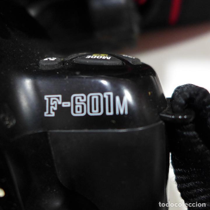 Cámara de fotos: CAMARA NIKON F-601M CON FLASH NIKON OBJETIVO NIKON 35-70 FILTRO ROWI HAZE OBJETIVO PRAKTICAR 70-210 - Foto 11 - 286966478
