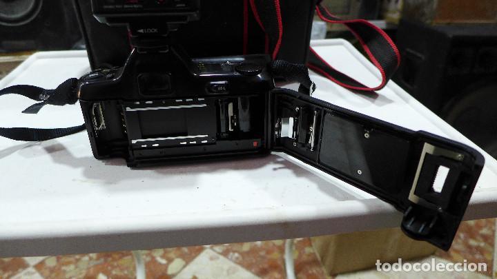 Cámara de fotos: CAMARA NIKON F-601M CON FLASH NIKON OBJETIVO NIKON 35-70 FILTRO ROWI HAZE OBJETIVO PRAKTICAR 70-210 - Foto 16 - 286966478