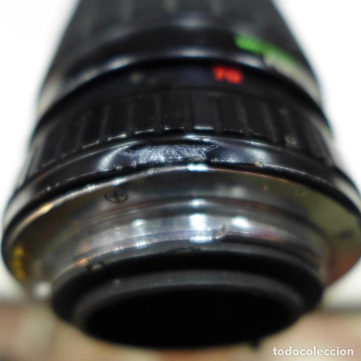 Cámara de fotos: CAMARA NIKON F-601M CON FLASH NIKON OBJETIVO NIKON 35-70 FILTRO ROWI HAZE OBJETIVO PRAKTICAR 70-210 - Foto 28 - 286966478