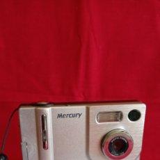 Cámara de fotos: CAMARA FOTOGRAFICA / MERCURY / DIGITAL / CYBER PIX / S - 590 Y. Lote 287098603