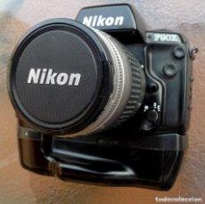 Cámara de fotos: NIKON F90 X. MOTOR DRIVE Y 28 80 NIKON G.. Lote 291195603