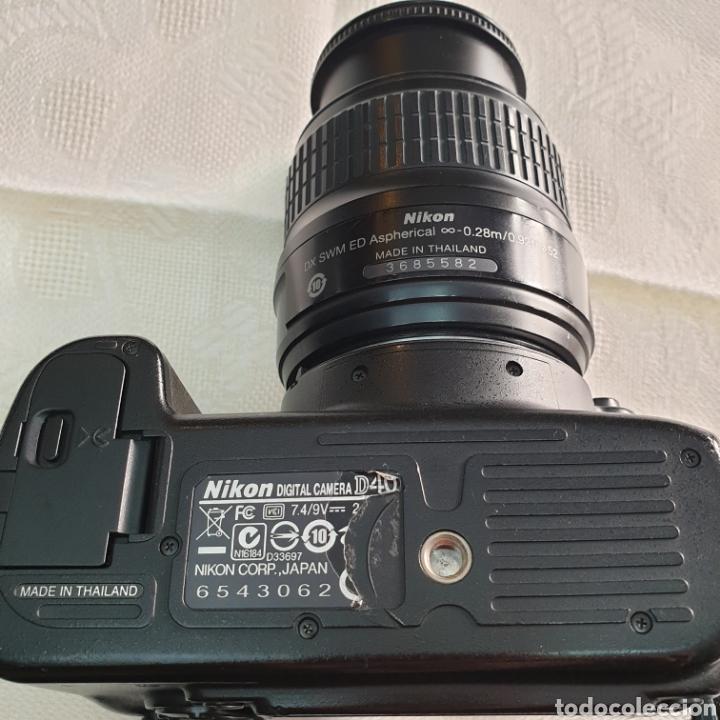 Cámara de fotos: CAMERA NIKON D40 AF-S NIKKOR 18-55 - Foto 8 - 293671713