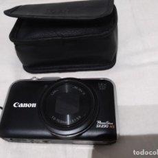 Cámara de fotos: CAMARA DE FOTOS CANON. Lote 294824993