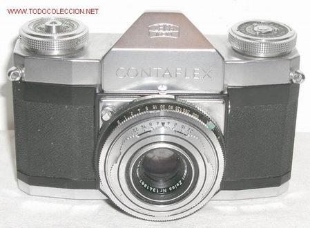 ZEISS CONTAFLEX I (Cámaras Fotográficas - Réflex (no autofoco))